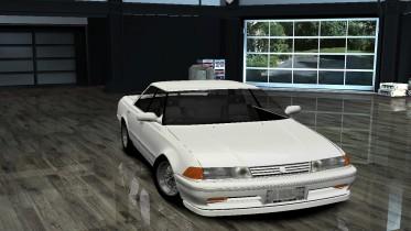 Toyota Mark II X81 [Traffic Car]
