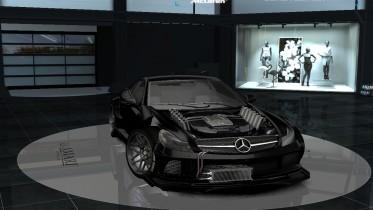 Mercedes-Benz SL65 Black Series Stark Design