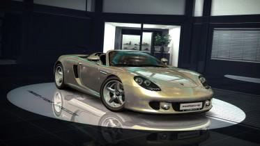Carrera GT Concept  2000  (replica)