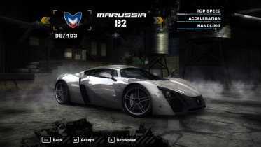 Marussia B2 (added car)