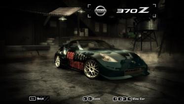 370Z Rob Zombie Livery