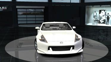 2010 Nissan 370Z Nismo