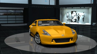 2010 Nissan 370Z Limited Yellow Edition