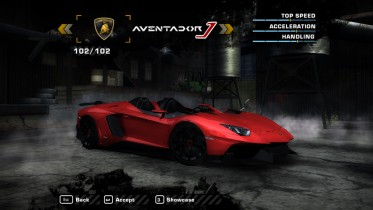 Lamborghini Aventador J 2012 (Added Car)