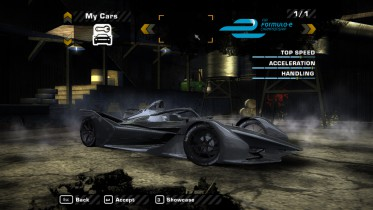 Formula E Gen2 Car (Added car)