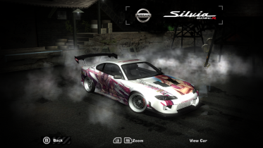 Nissan Silvia S15 Vinyl