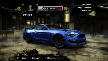 Ford Mustang Shelby GT350R 2016 (Added Car)