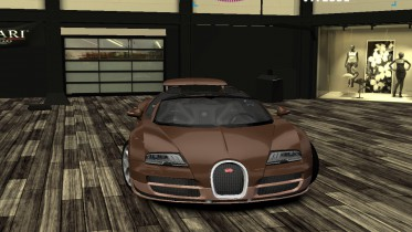 2012 Bugatti Veyron 16.4 Grand Sport Vitesse Rembrandt Bugatti Edition