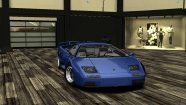 1999 Lamborghini Diablo VT Alpine Edition
