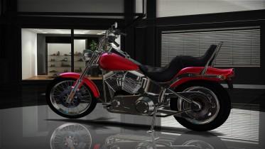 Harley-Davidson Seventy-Two HD FXT 2015
