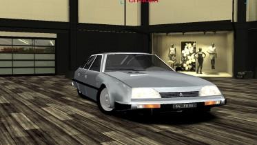 1984 Citroen CX 20 TRE