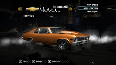Chevrolet Hoonigan Nova '72