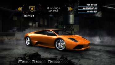 Lamborghini Murcielago LP640 (Added Car)