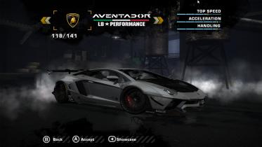 Lamborghini Aventador LB Works-L.E