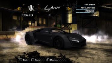 W Motors Lykan Hypersport 2014 (Added car)