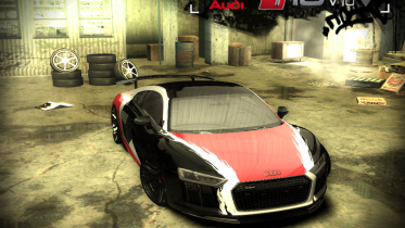 Audi R8 V10Plus