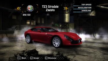 Alfa Romeo TZ3 Stradale Zagato 2012 (Added car)
