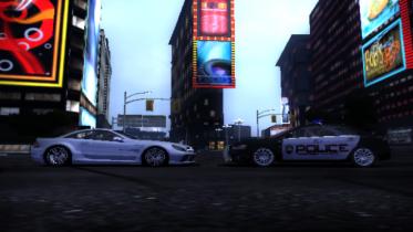Mercedes-Benz X Subaru /// Pick A Side.