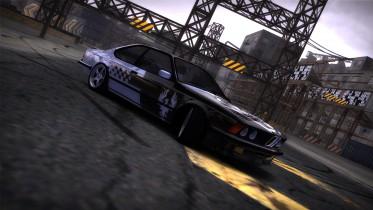 BMW M635CSi Eagle Emblem Livery