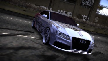 Audi RS5 Prowling Panther Livery