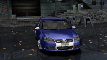 2006 Volkswagen Golf R32 Mk.V