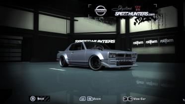 Nissan Skyline 2000 GT-R (KPGC-10)