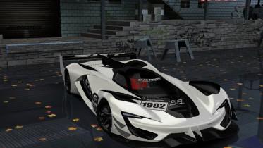 2015 SRT Tomahawk X Vision Gran Turismo Gr.1 Race Car