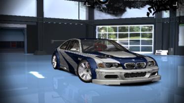 BMW M3 GTR (NFS Heat Edition)