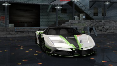 2017 Fittipaldi EF7 Vision Gran Turismo NFSAddons Team Special Edition