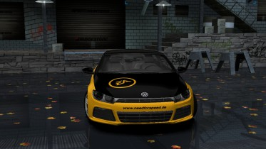 2011 Volkswagen Scirocco R NFS Undercover Edition