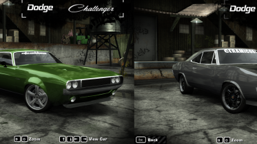 Chevrolet Camaro, Dodge Challenger, Dodge Charger, Shelby GT500
