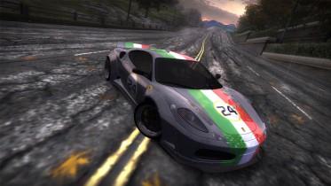 Ferrari F430 Tricolore 24 livery