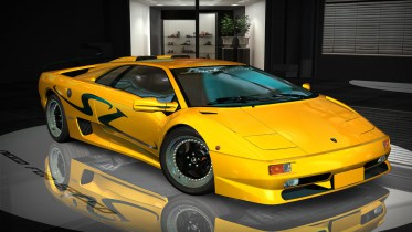 Lamborghini Diablo SV 1995 (NFS3: Hot Pursuit Edition)