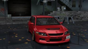 2006 Mitsubishi Lancer Evolution IX Wagon