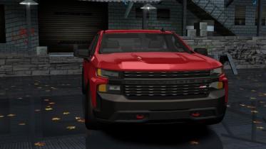 2019 Chevrolet Silverado 1500 Z71 Custom Trail Boss