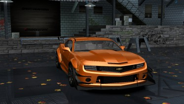 2010 Chevrolet Camaro SS Perf Spec [The Crew]