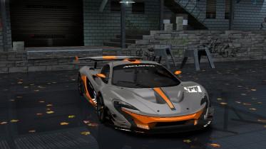 2015 McLaren P1 GTR Pebble Beach Edition