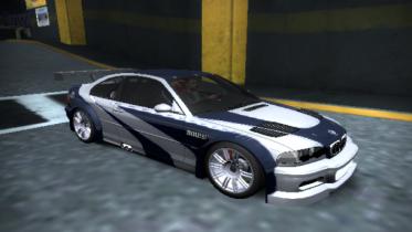 BMW M3 GTR (NFS Heat Edition) 1.3