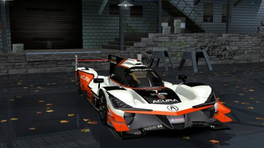Different Livery for Acura ARX 05-DPI