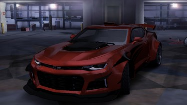 Chevrolet Camaro zl1 (widebody)