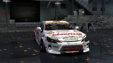 2014 Toyota Mark X 250G D1GP GoodYear
