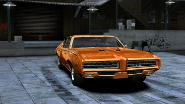 1969 Pontiac GTO The Judge