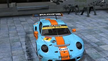 2019 Porsche 911 GT3 R GULF