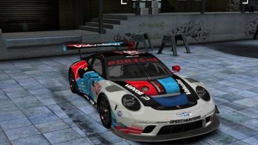 2019 Porsche 911 GT3 R Valvoline