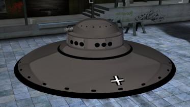1950? Haunebu 2 Flying Saucer [UFO]