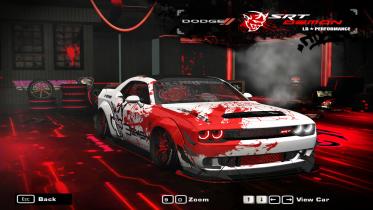 Dodge SRT Demon LB2 Concept