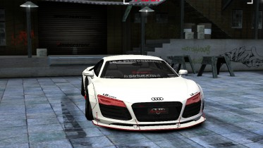2013 Audi R8 V10 Plus Liberty Walk