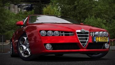 Alfa Romeo 159 ti 2005
