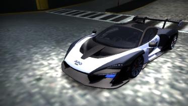 McLaren Senna (POLICE)