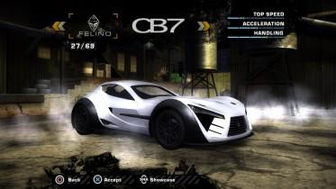 Felino cB7 2014 (Added Car)